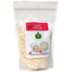 Płatki mydlane naturalne hipoalergiczne jakości kosmetycznej dla niemowląt i osób ze skłonnością do alergii 300g Mydlarnia Powrót do natury