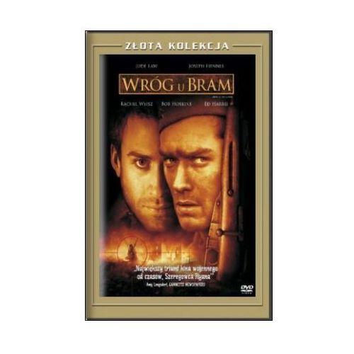 Filmy wojenne, Wróg u bram (DVD) - Jean Jacques Annaud. DARMOWA DOSTAWA DO KIOSKU RUCHU OD 24,99ZŁ