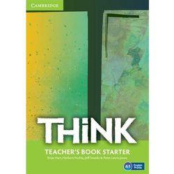 Think Starter. Książka Nauczyciela (opr. miękka)