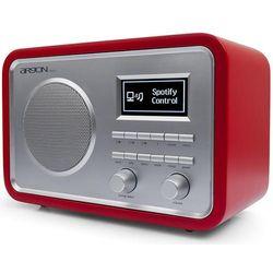ARGON AUDIO iNet2+ CZERWONY - radio DAB+ z możliwością zdalnego sterowania z bezpłatnej aplikacji | Zapłać po 30 dniach | Gwarancja 2-lata