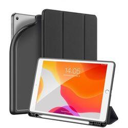DUX DUCIS Osom żelowe etui na tablet Smart Sleep z podstawką iPad 10.2'' 2019 czarny - Czarny