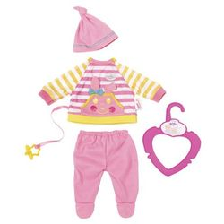 BABY born ubranko My Little kolorowy kostium z czapeczką - BEZPŁATNY ODBIÓR: WROCŁAW!