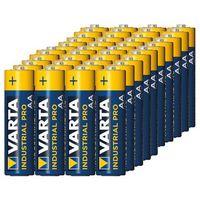 Monitory oddechu, Baterie alkaliczne VARTA Industrial AA LR6 40szt - alkaliczna ||LR6