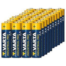 Baterie alkaliczne VARTA Industrial AA LR6 40szt - AA \ 40
