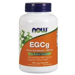 EGCg Green Tea Extract 400mg 180 kaps.