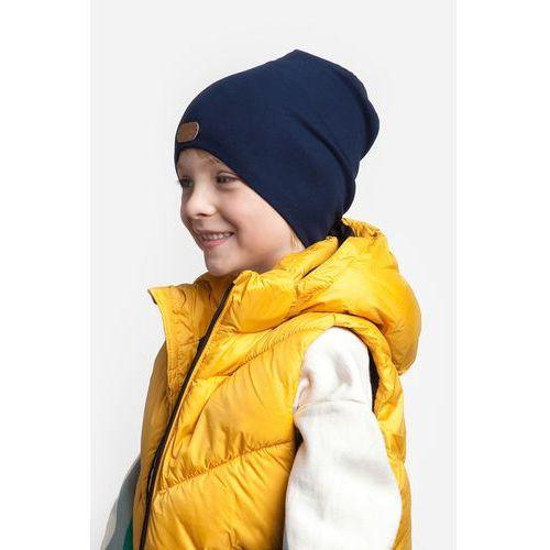 Nakrycia głowy dla dzieci, Wiosenna czapka PaMaMi - Biały - Biały