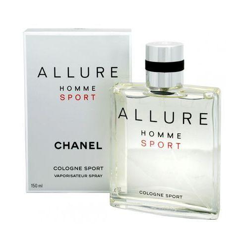 Wody kolońskie męskie, Chanel Allure Homme Sport Woda kolońska 150 ml spray