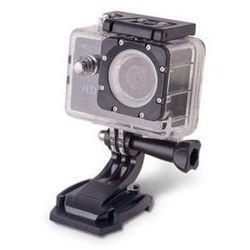 TELFORCEONE Uchwyt do mocowania na kask kamery sportowej