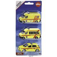 Ambulanse dla dzieci, Zestaw pojazdów Pogotowie