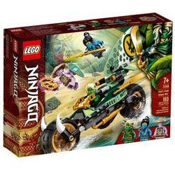 Lego NINJAGO Dżunglowy chopper lloyda 71745