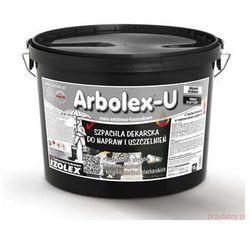 Masa uszczelniająca szpachla dekarska Izolex Arbolex U 5kg