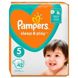 PIELUCHY PAMPERS SLEEP&PLAY A42 JUNIOR5*