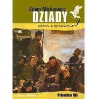 Literatura młodzieżowa, Dziady. lektura z opracowaniem wyd. 2 - adam mickiewicz (opr. broszurowa)