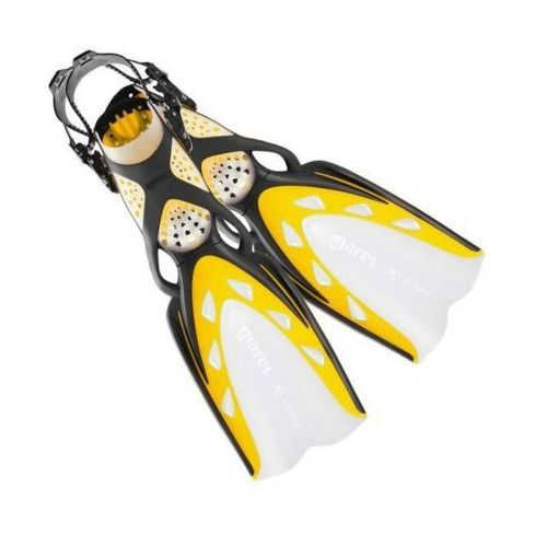 Maski, płetwy i fajki, Płetwy MARES X-Stream (rozmiar S) Żółty