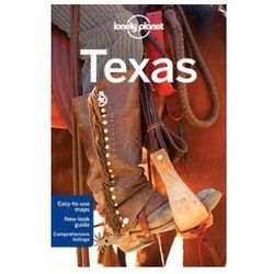 Teksas Lonely Planet Texas (opr. miękka)
