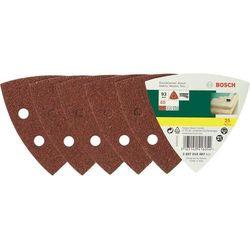 Zestaw papierów ściernych BOSCH Promoline 93 mm (25 elementów) + DZIEŃ DARMOWEJ DOSTAWY!
