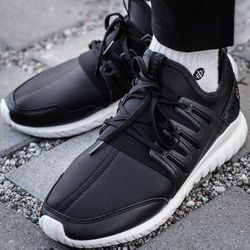 adidas Originals Tubular Radial CNY Tenisówki Czarny 42