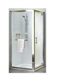 KOŁO GEO 6 Drzwi prysznicowe 80cm, profile srebrny połysk, szkło transparentne GDRP80222003