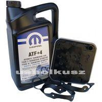 Oleje przekładniowe, Olej MOPAR ATF+4 oraz filtr automatycznej skrzyni 4SPD Dodge Caravan