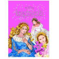 Książki dla dzieci, Piękne księżniczki 7 puzzli (opr. twarda)