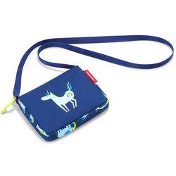 Niebieska torebka dla dziewczynek Itbag kids abc friends Reisenthel (RJA4066)