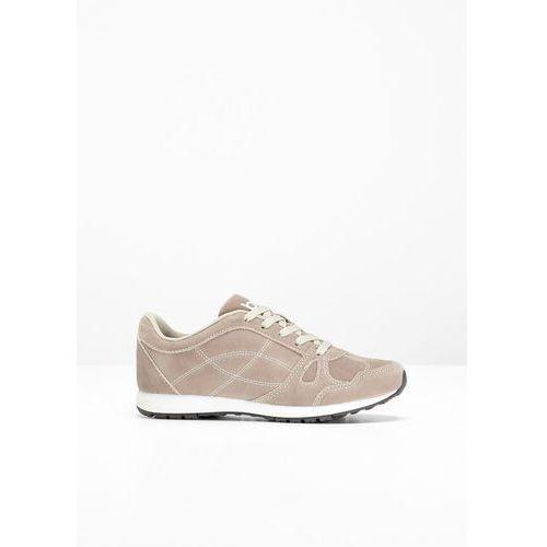 Damskie obuwie sportowe, Sneakersy bonprix szary