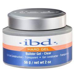 ibd UV BUILDER GEL CLEAR Budujący żel UV do paznokci (przezroczysty) - 56 G.