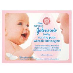 Duopack: 2 x Johnsons Baby Wkładki laktacyjne 50szt.