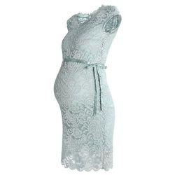 MAMALICIOUS MLNEWMIVANA DRESS Sukienka letnia blue haze