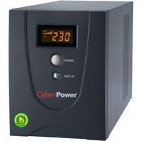 UPSy, UPS CyberPower Value1500EILCD Tower, 1500VA, 900W, 6xIEC, FL2min/HL10min (Value1500EILCD) Darmowy odbiór w 21 miastach!