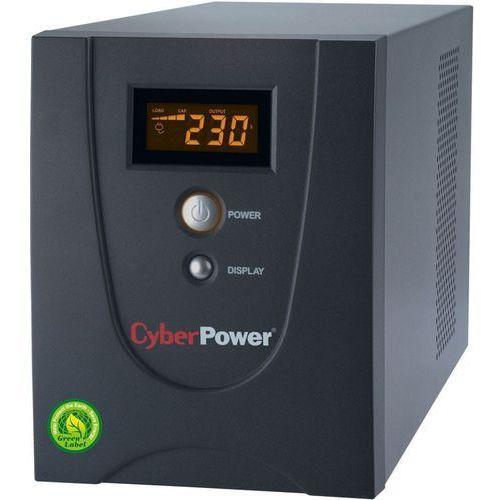 Zasilacze UPS, UPS CyberPower VALUE1200EILCD Darmowy odbiór w 21 miastach!