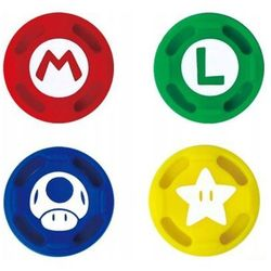 Nakładki HORI Super Mario Analog Caps do Nintendo Switch