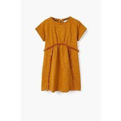 Mango Kids - Sukienka dzieięca Fezi 110-152 cm