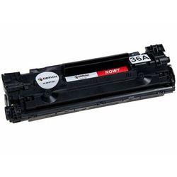Zgodny z hp 36a CB436A Toner do HP LaserJet P1505 M1120 M1522n 36A / 2000 stron DD-Print Nowy CB436ADN