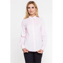 Różowa, klasyczna koszula - Sobora
