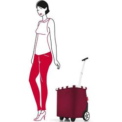 Wózek na zakupy Reisenthel Carrycruiser Dark ruby (ROE3035)