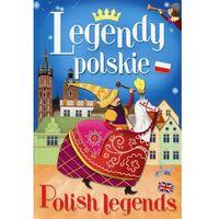Książki dla dzieci, Legendy polskie. Polish legends - Opracowanie zbiorowe (opr. twarda)