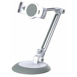 Remax składany uchwyt podstawka stojak statyw na telefon tablet (ekran od 4'' do 10'') biały (RL-CH10 white)