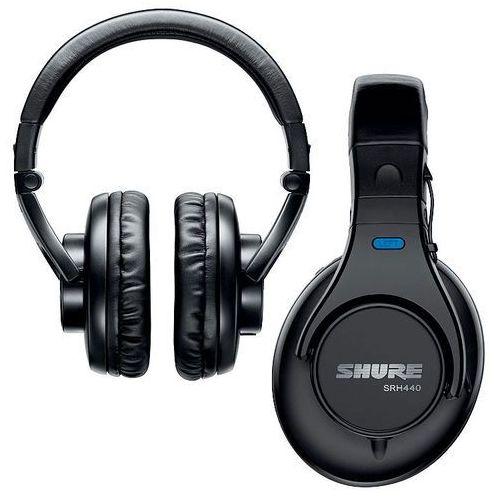 Słuchawki, Shure SRH440