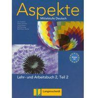 Książki do nauki języka, Aspekte 2 Lehr- Und Arbeistbuch Teil 2 Z 2 Płytami Cd (opr. miękka)