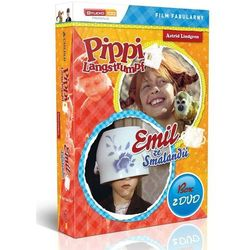 Pippi Langstrumpf/Emil ze Smalandii 1 (BOX 2DVD )