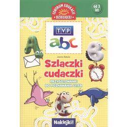 TVP abc. Szlaczki cudaczki. Przygotowanie do poznawania liter (opr. miękka)