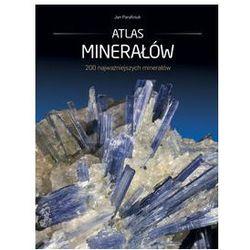 Atlas minerałów. Darmowy odbiór w niemal 100 księgarniach!