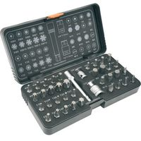 Zestawy narzędzi ręcznych, Zestaw końcówek wkrętakowych NEO 1/4 cala 08-702 (39 elementów) + Zamów z DOSTAWĄ JUTRO! + DARMOWY TRANSPORT!