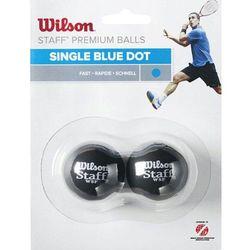 Wilson STAFF SQUASH 2-Pack BLUE 1 Kropka
