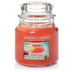 Yankee Candle Passion Fruit Martini świeczka zapachowa 411 g unisex