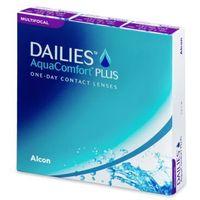 Soczewki kontaktowe, DAILIES AquaComfort Plus Multifocal 90 szt