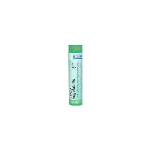 Homeopatia, BOIRON CARBO VEGETABILIS 5 CH, 4G