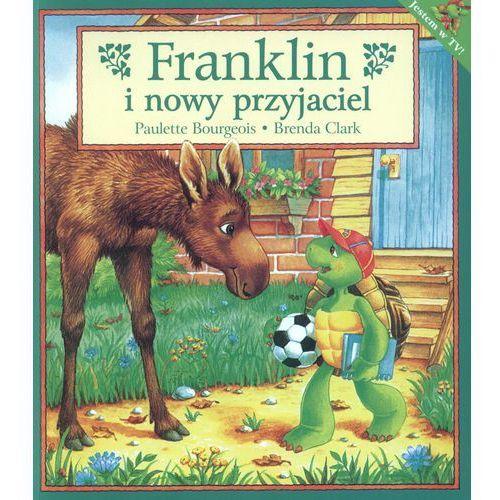Książki dla dzieci, Franklin i nowy przyjaciel (opr. broszurowa)