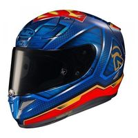 Kaski motocyklowe, Hjc kask int r-pha-11 superman dc comics blue/red